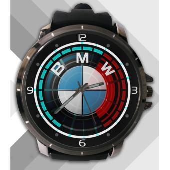 Jam Tangan Custom Logo Bmw