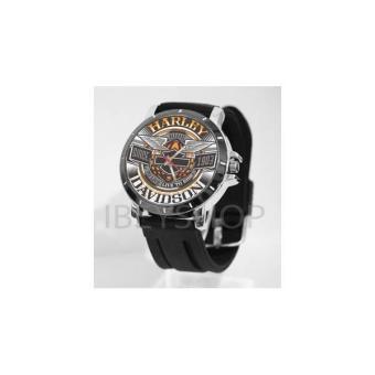 Jam Tangan Custom Logo Harley Davidson