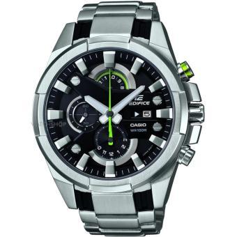 Jam Tangan Formal Pria - Casio Edifice EFR-540D-1AVUDF Silver. >>>>