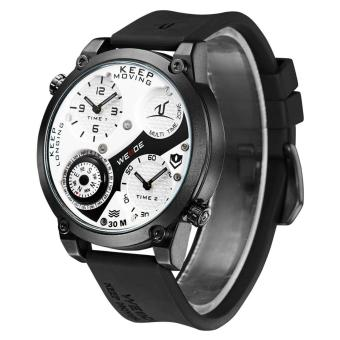Jam Tangan Pria Anti Air Original Weide Sporty Kompas