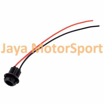 Harga JMS 1 Pcs Socket Lampu T10 Terbaru klik gambar.