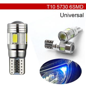 harga JMS - Lampu LED Mobil / Motor / Senja T10 Canbus 6 SMD 5630 -