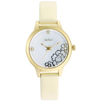 Harga Julius ja 704 style cetak Shishang bentuk perempuan jam tangan ... 0a9da99929