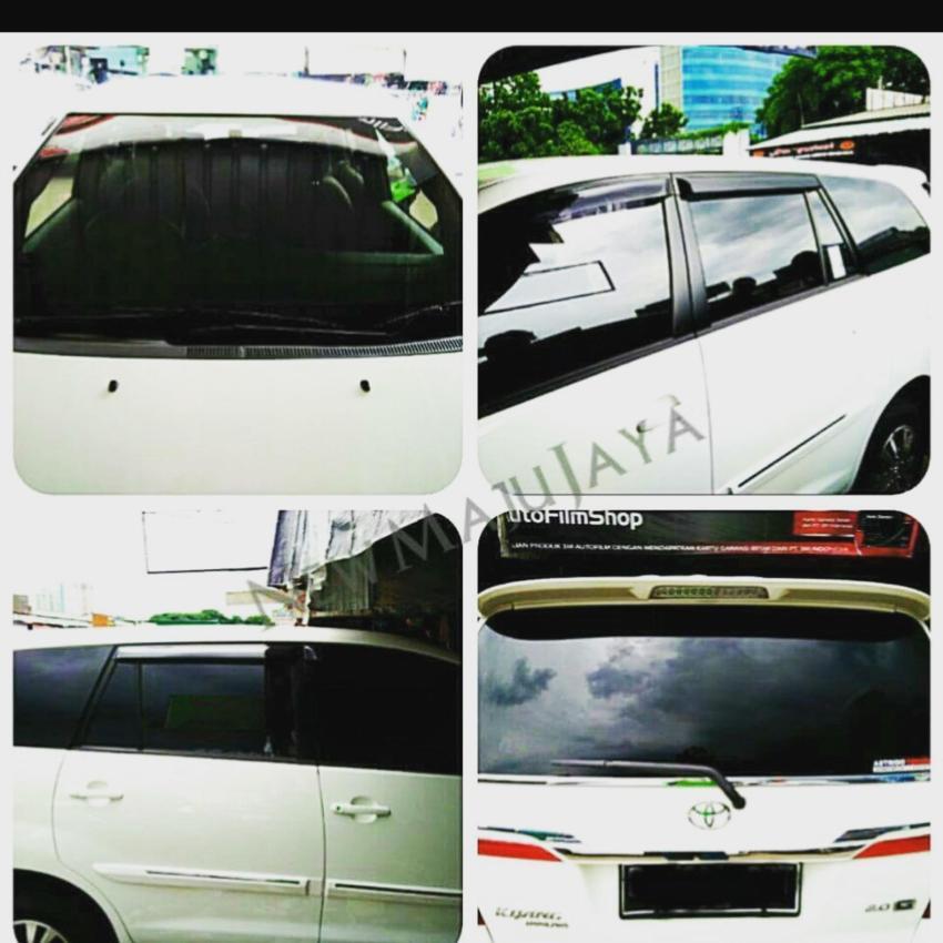 Kaca Film Mobil 3M Garansi Resmi Full Black Beauty - Small Car