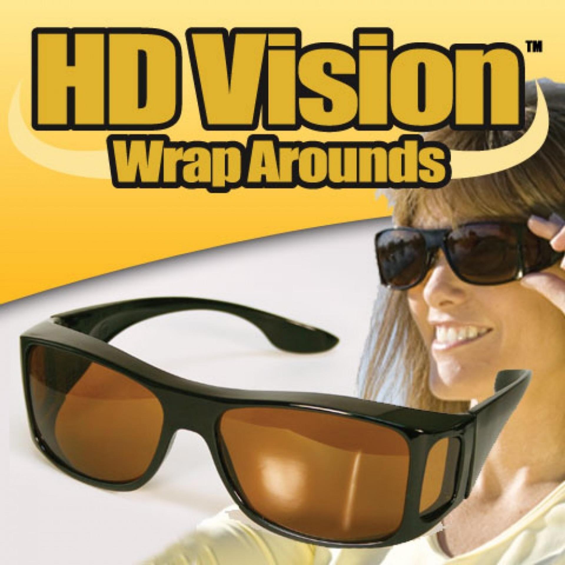 Perbandingan Harga Kacamata Hd Vision Sunglasses Anti Silau Siang Serbaguna Malam Vight And Day 2 Pcs