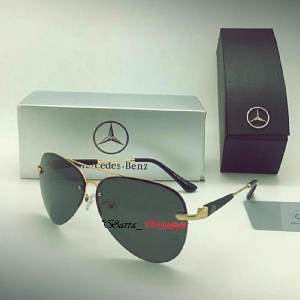 Kacamata Mercedes Benz Aviator For Man-Barra Boutique