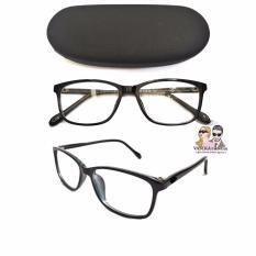 Kacamata Vasckashop Nine Eyeglasses BLack
