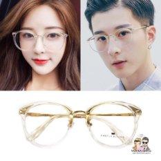 Kacamata Vasckashop Tokyo Eyeglasses Transparant