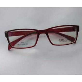 Gambar Kacamata Frame JIABOLON TR90 09911 Keren + Lensa MINUS OR PLUS  (ANTIRADIASI UV Komputer a2e38d11e9