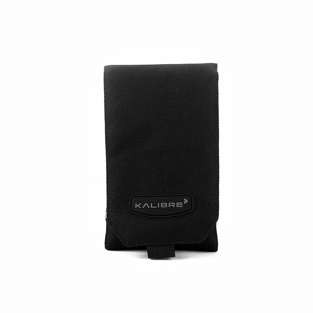 Roswheel Tas Sepeda Waterproof Dengan Case Smartphone Black Update Kalibre 920305 000