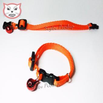 Kalung Kucing Orange - 2
