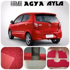 Karpet Mobil Agya PROMO
