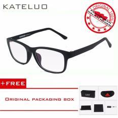KATELUO 9219  Kacamata Anti Radiasi Komputer Frame Anti Radiasi Gadget Original