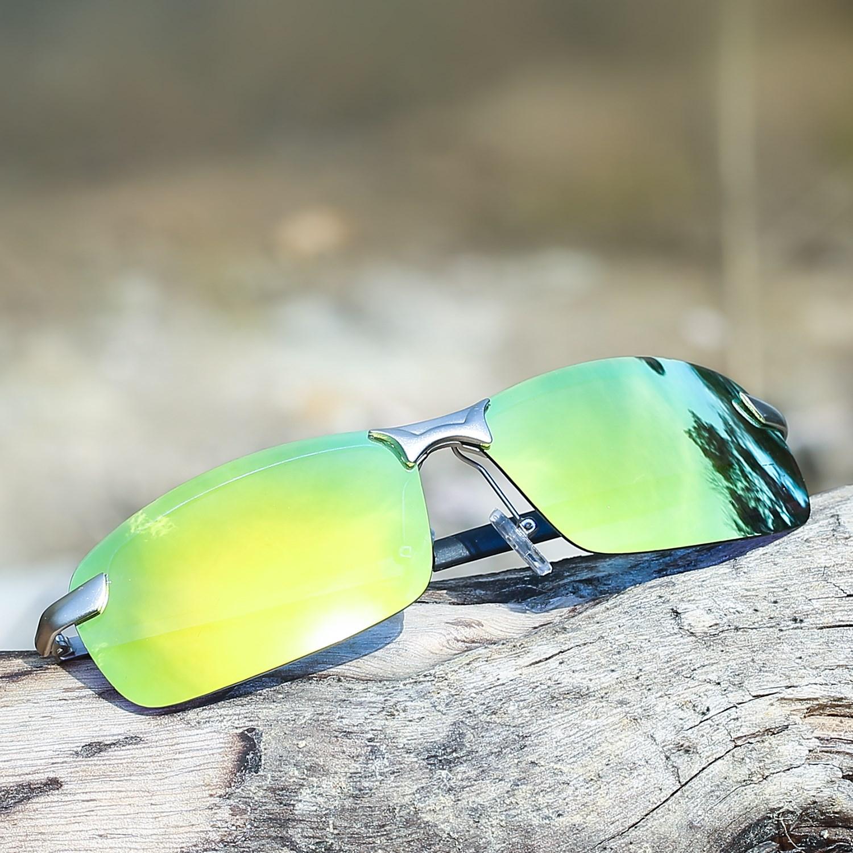 Flash Sale Kebugaran high-definition terpolarisasi kacamata hitam kacamata  hitam pria sopir kacamata hitam 92d2b5d239