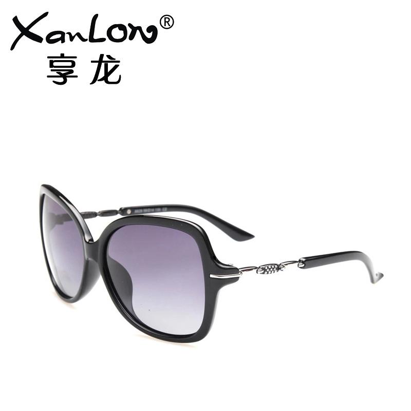 Kepribadian trendi perempuan kaca mata kacamata hitam kacamata terpolarisasi 100fbe4f67