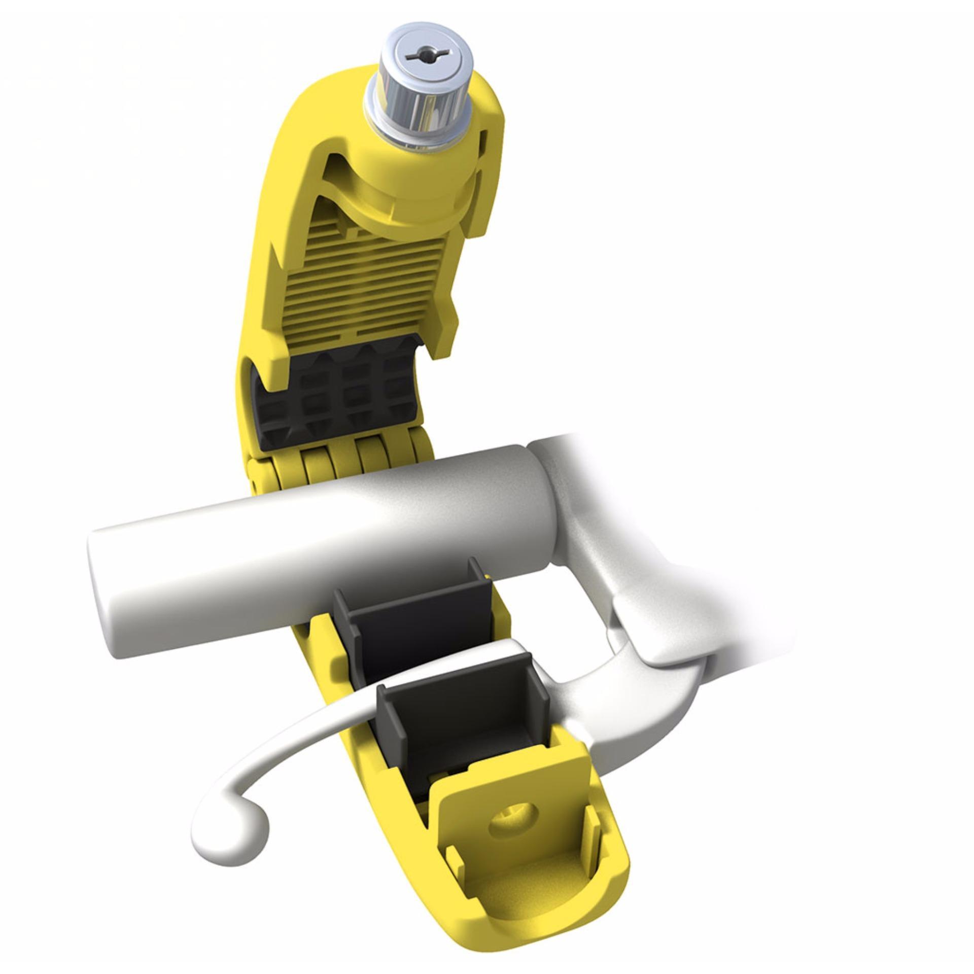 Cari Bandingkan Kunci Pengaman Motor High Quality Griplock Grip Lock Ganda Untuk Semua Jenis