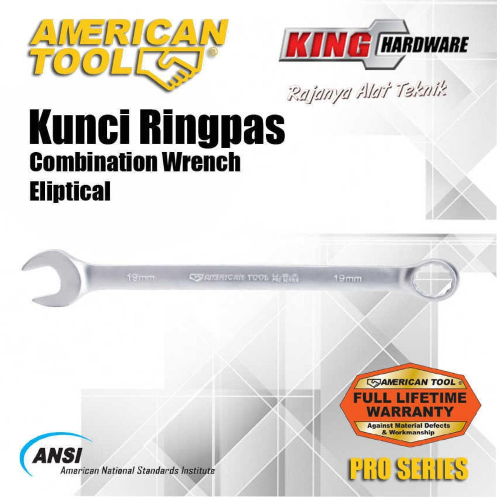 Kunci Ringpas AT 14 MM Pro Series