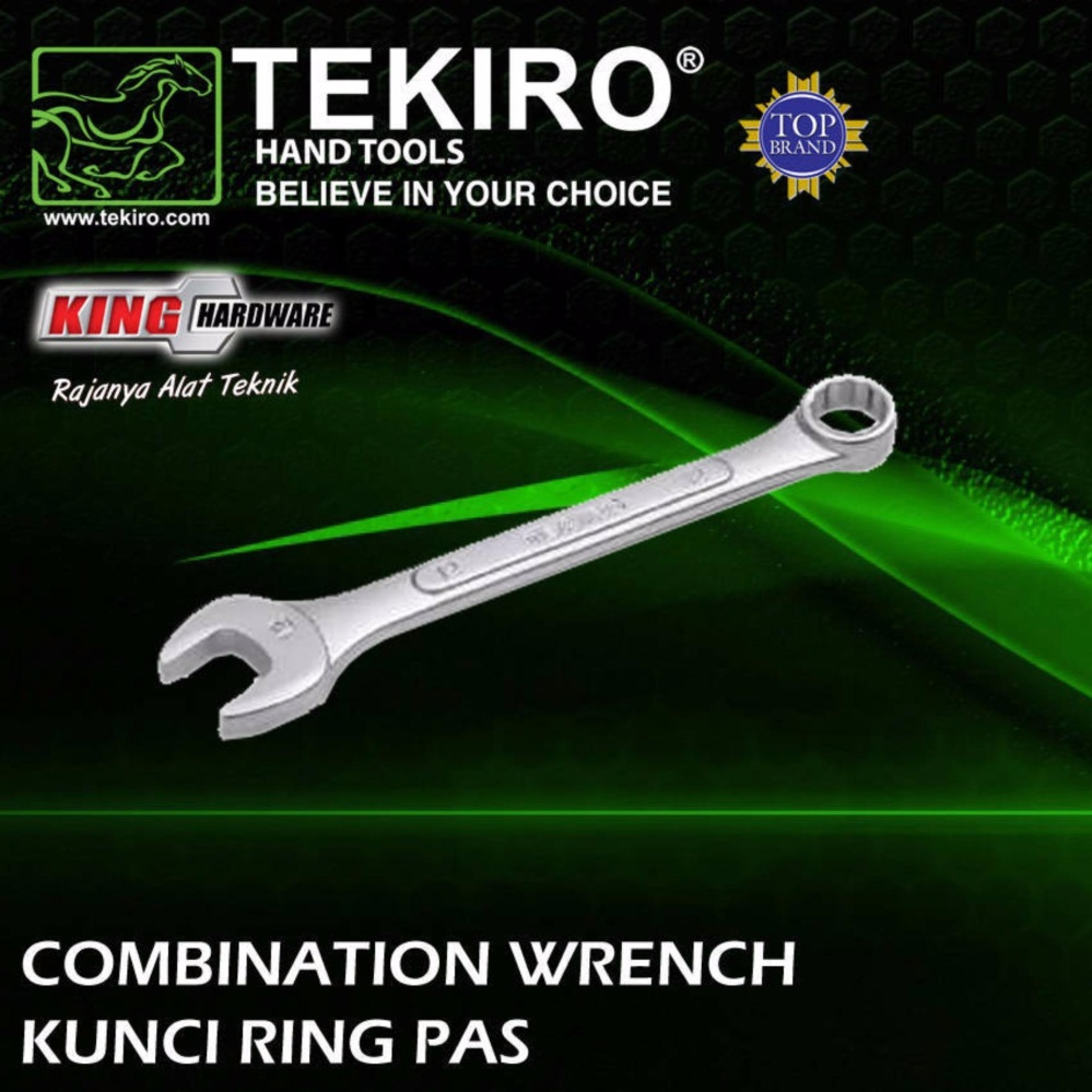 Kunci Ringpas Tekiro 7 mm