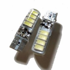 LED T10 Senja | Sen | Jelly Blitz 8 LED Motor Dan Mobil Kedip Kedip-