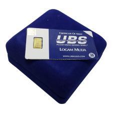 Logam Mulia UBS - Untung Bersama Sejahtera - Emas Murni 999.9 / 24 Karat (1 gr)
