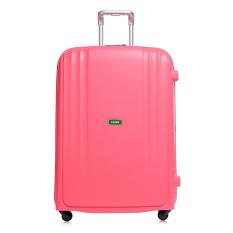 Lojel Streamline Koper Hard Case Large/32 Inch - Pink - Gratis Pengiriman Seluruh Pulau Jawa
