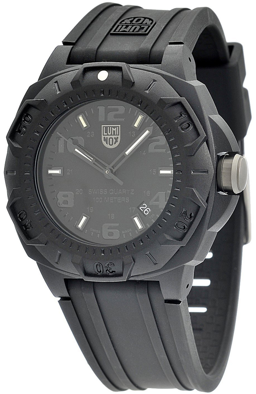 Raynell Jam Tangan Pria Body Black Black Dial RNY KRT 11097A BB Black . Source · Home; Perhiasan; Jam tangan. Luminox Male Black Dial & Black Strap (0201BO