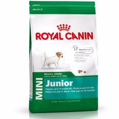 Makanan Anjing / Dog Food Royal Canin Mini Junior 4 kg