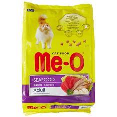 Makanan Kucing, Me-O Seafood Adult 1.2 Kg