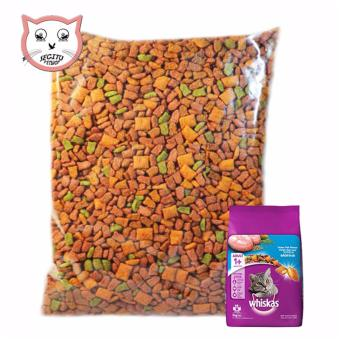 Makanan Kucing Whiskas Cat Food Adult - Repack 1kg