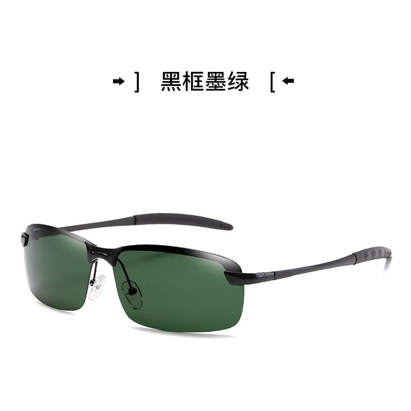 Flash Sale Masuknya orang segar tahan angin terpolarisasi depan cermin  reflektif kacamata hitam kacamata polarizer 65b795849c