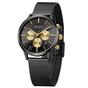 MEGIR Brand Luxury Women Watches Fashion Quartz Ladies Watch SportRelogio Feminino Clock Wristwatch for Lovers Girl