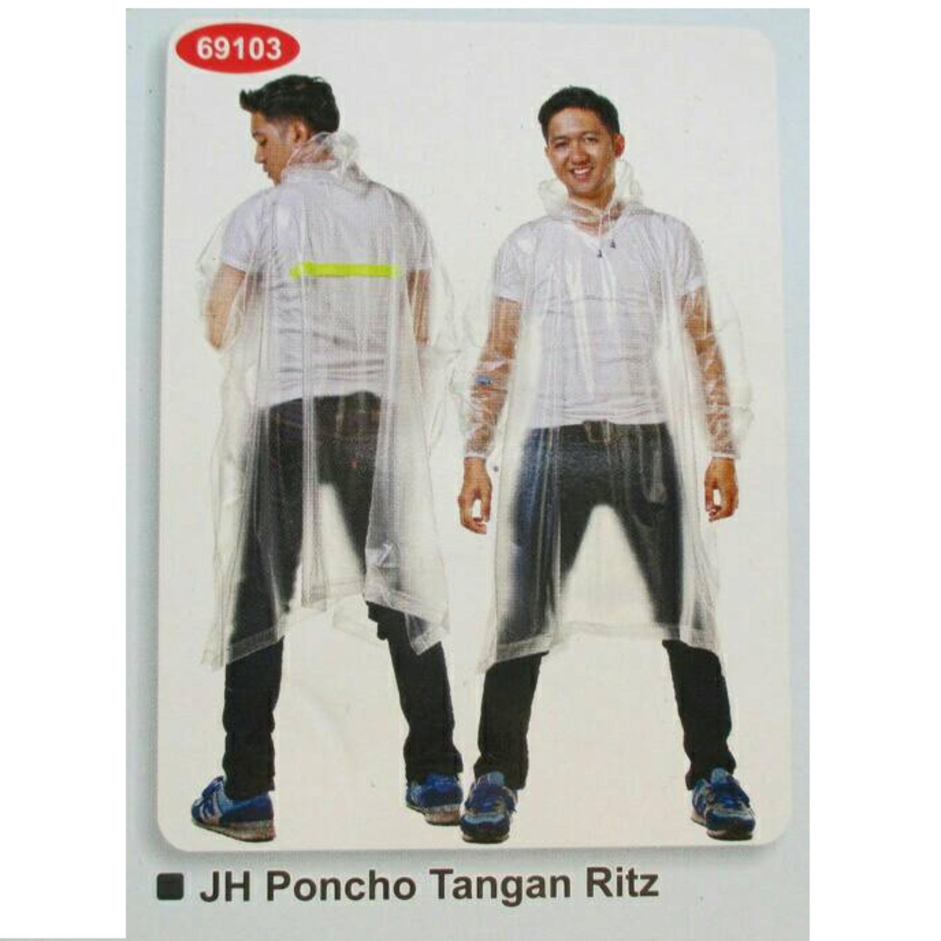 Hijau Jas Hujan Plevia Jaket Baju Celana Pop Setelan Stelan Pria Sigma Muda Merah Raincity 69103 Transparan Ponco Bajutransparant Poncho