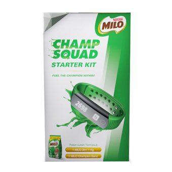 MILO 3In1 ActivGo Champ Squad Starter Kit [1 kg] - 3