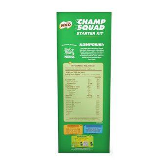 MILO 3In1 ActivGo Champ Squad Starter Kit [1 kg] - 4