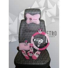 Minnie Mouse Bantal Set 6 in 1 Extra