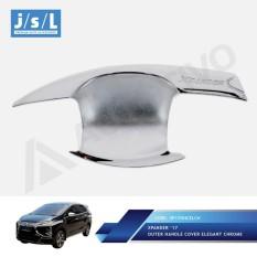 Mitsubishi Xpander Outer Handle Cover Elegant Chrome Aksesoris JSL