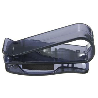 Mobil Otomatis Kaca Mata Lensa Dudukan Pada Klip Visor Toko Kacamata Hitam -