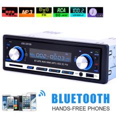 Mobil stereo Bluetooth audio 1 din di-Sengkang radio FM aux masukanUSB receiver SD MP3