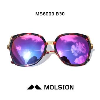 Gambar Molsion ms6009 perempuan terpolarisasi mengemudi dengan kacamata  hitam matahari kaca mata 37b18263c0