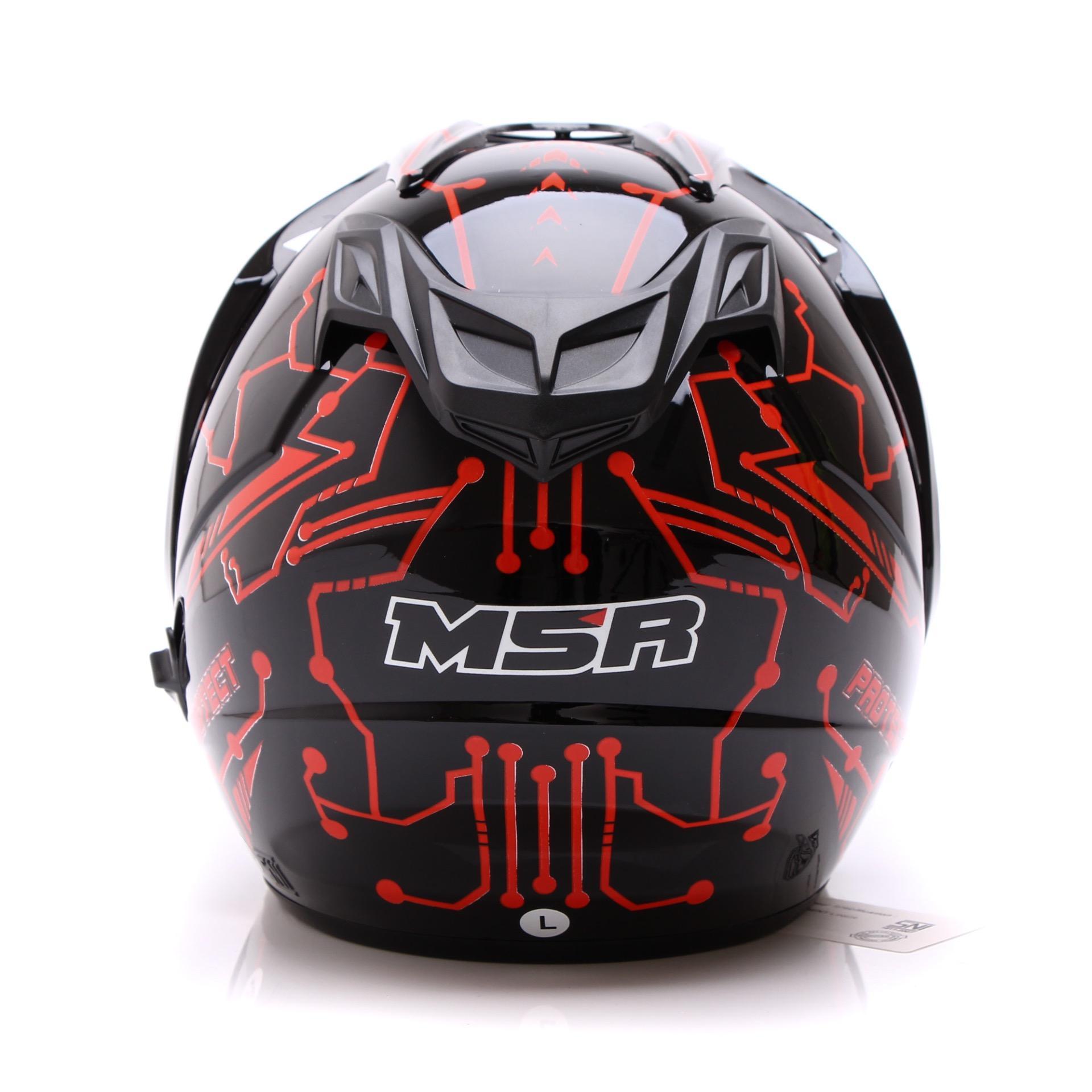 Wto Helmet Impressive Vegas Hitam Biru Promo Gratis Jaringhelm Helm Viper Polos Free Jaring Msr Protect Merah