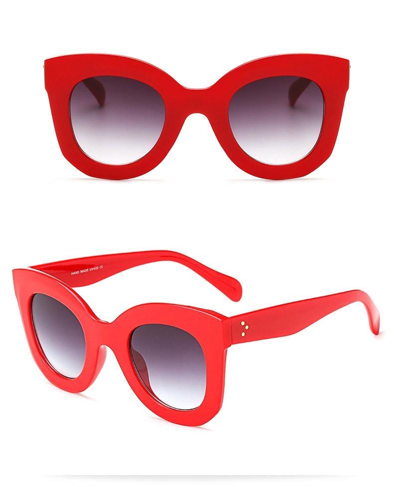 ... Musim Panas Kacamata untuk Wanita Oversize UV Perlindungan Wanita dan  Anak Perempuan Sunglasses Polarized Sunglasses- 63ac804aae