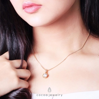 [Must Have Item] Cocoa Jewelry Kalung Secret Love - 4
