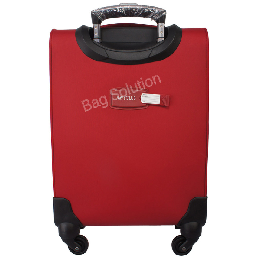 Harga Navy Club Tas Koper Kabin Softcase Cabin 4 Roda 2097 16 Inch Source · 4