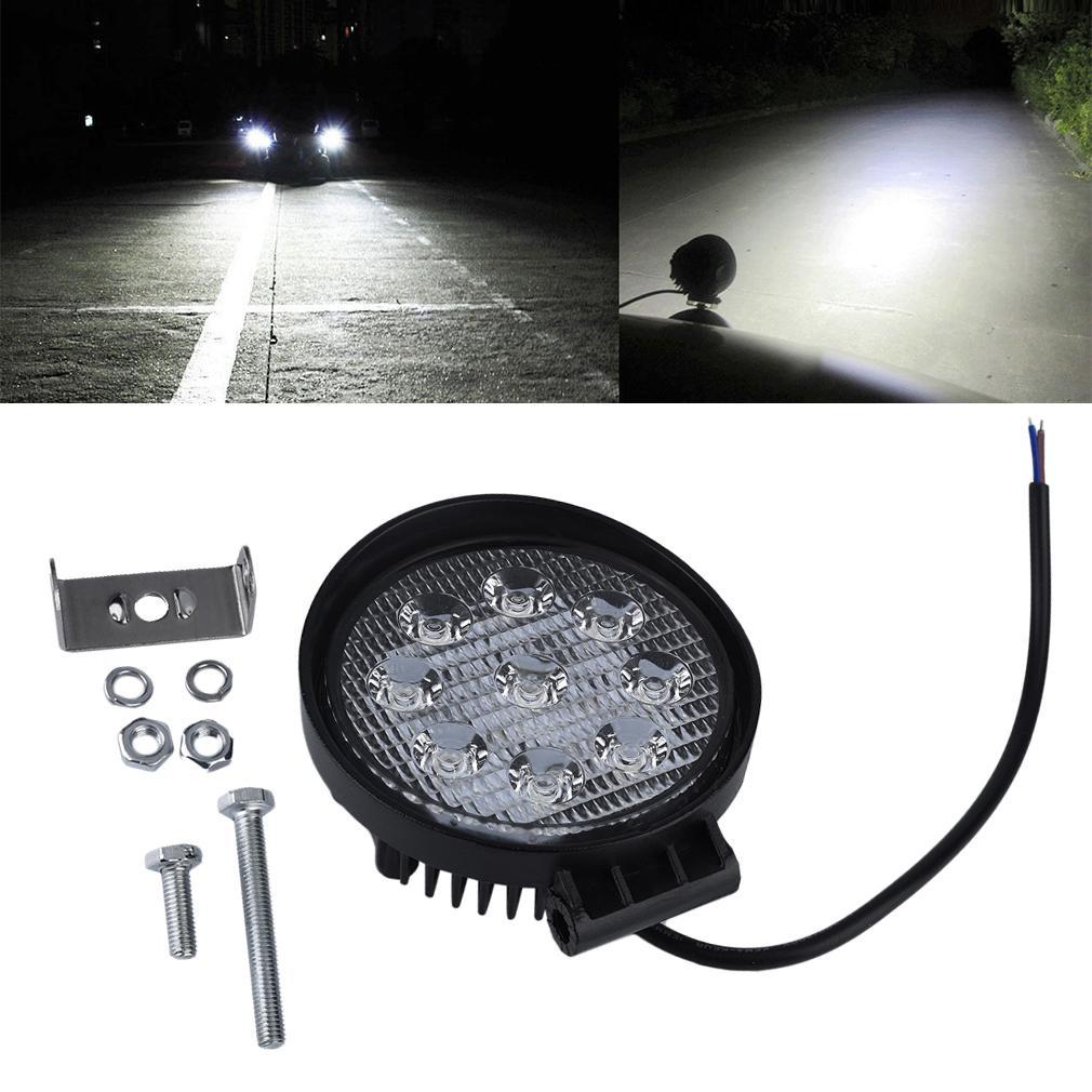 ... O 27 Watt 12 V 24 V MEMIMPIN Cahaya Bar TemPat Kerja Lampu PERAHU Traktor Truk ...