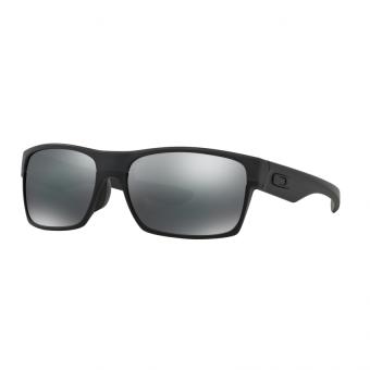 harga Oakley Sunglasses Twoface (A) OO9256 - Steel (925604) Size 60  BlackIridium 998eb285df