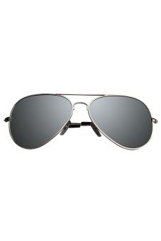 OEM Vintage Pria Penerbang Kacamata Hitam HD Terpolarisasi Cermin Kacamata Nuansa Luar Ruangan >>