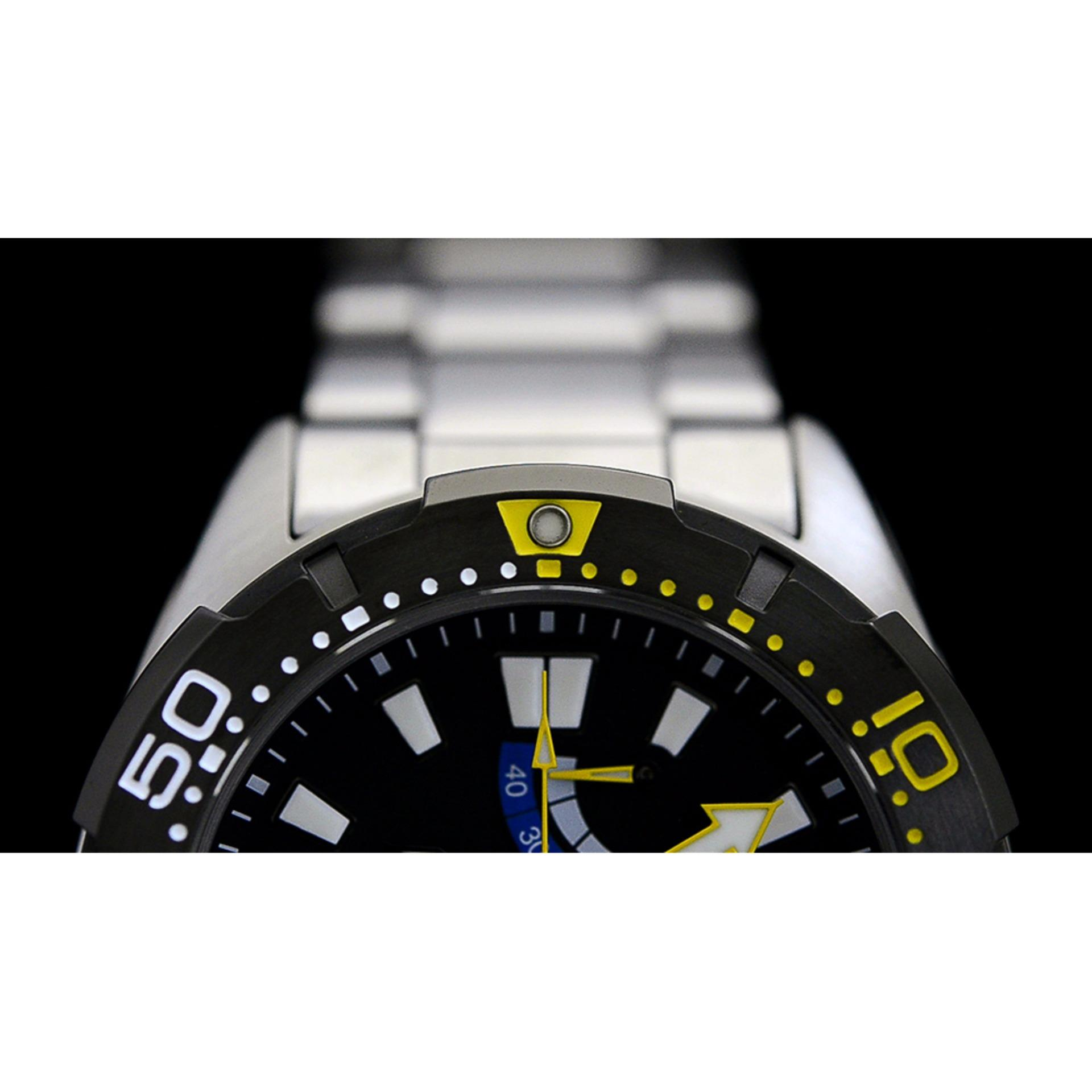 Orient Diving Sports Automatic M Force for Air Diving SEL0A001B0 Jam Tangan