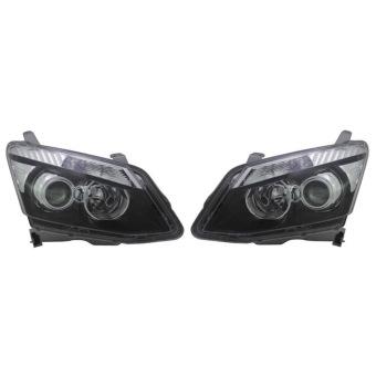 OTOmobil Head Lamp Set SU-IZ-20-C949-05-6B Isuzu D-Max V-Cross2011-2012 Lights