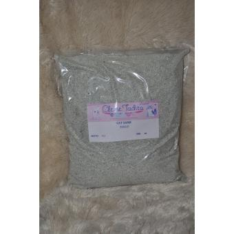 Pasir Kucing Zeolit 01 [Re-pack 5ltr]