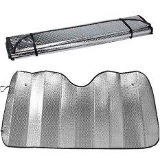Pelindung Panas Dashboard Kaca Mobil / Sun Shield